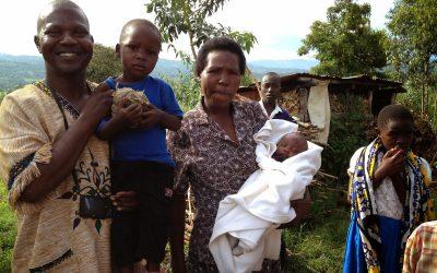 Kenya Trip 2014/Visit to Pastor Davidson's