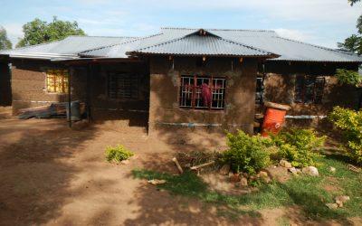 Pastor Davidson's New House