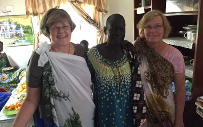 Sudanese house mothers honored at luncheon