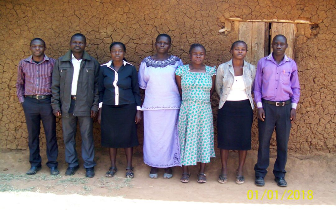 Report from Mt. Elgon – Pastor Titus