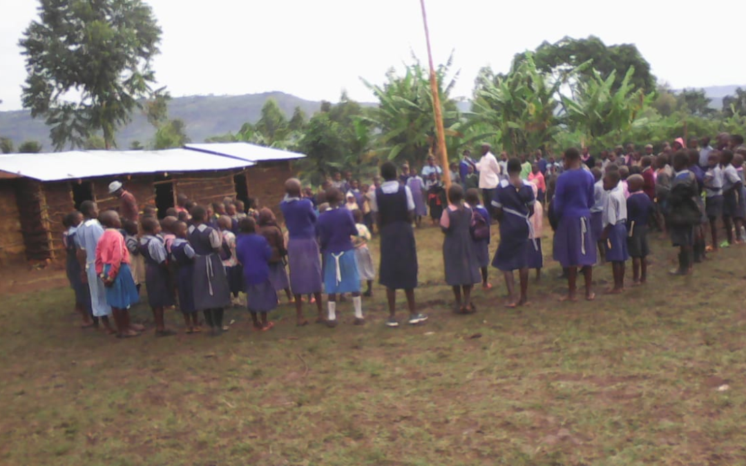 Updates from Mt. Elgon: Pastor Margaret
