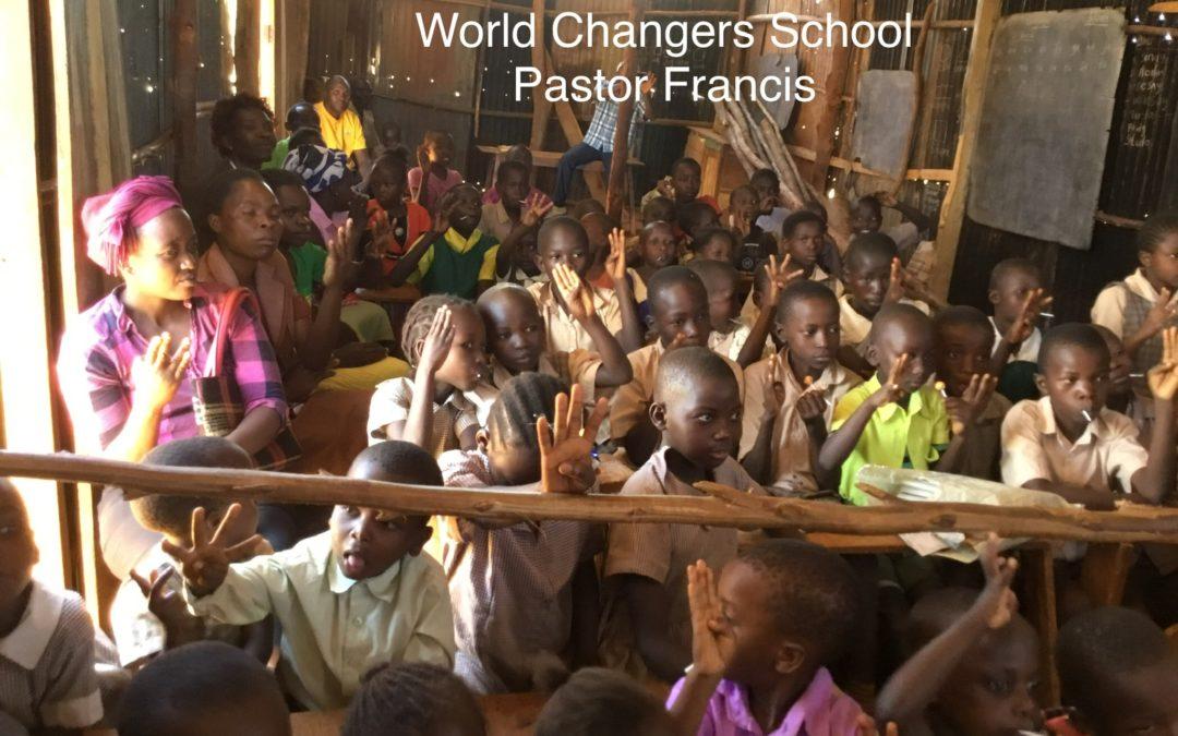 Mt. Elgon – Chwele Town, Pastor Francis O'Charles