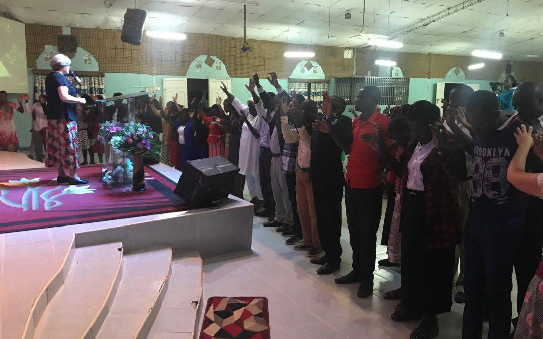 Bungoma, Kenya – Bishop Justus Ochuro