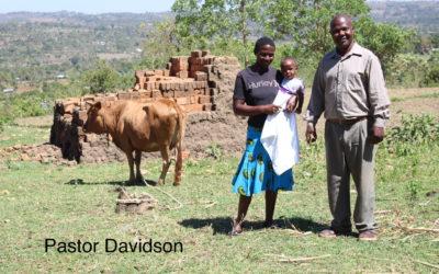 Mt. Elgon – Pastor Davidson