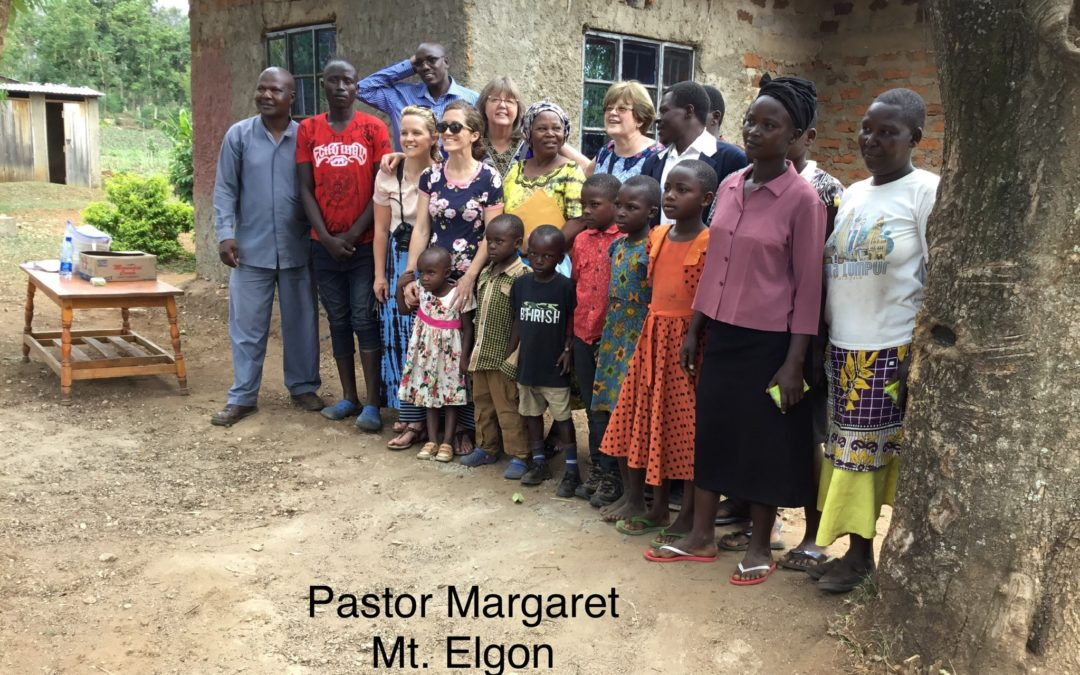 Mt. Elgon – Pastor Margaret