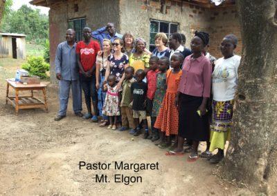 Pastor Margaret